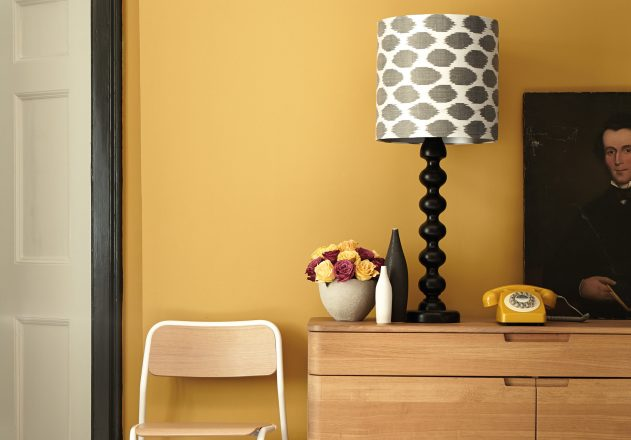 7.LittleGreene7 - Yellow Pink-Lamp Black